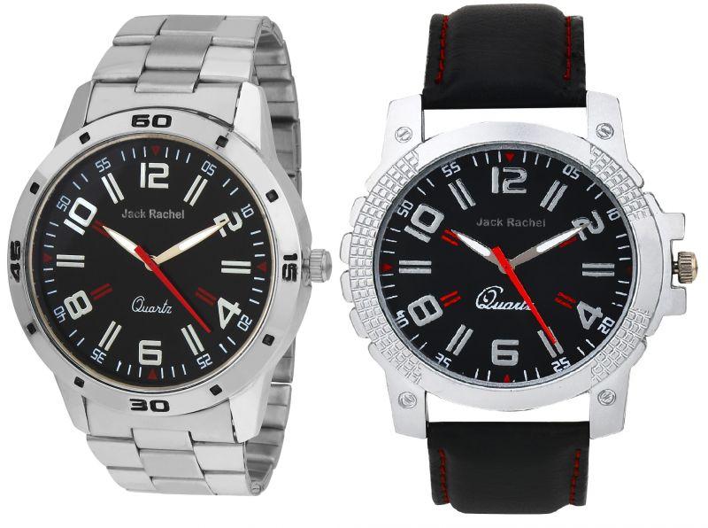 Buy Men Analog Watches Combo By Jack Rachel Jr_58 online