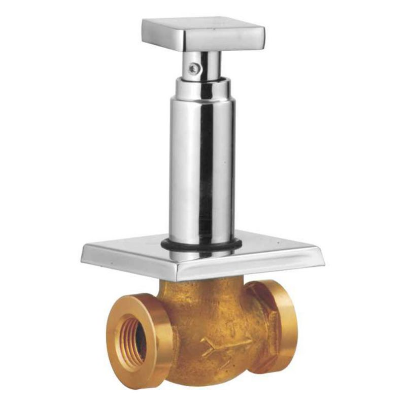 Buy Oleanna Melody Brass Concealed Stop Cock Silver Taps & Fittings online