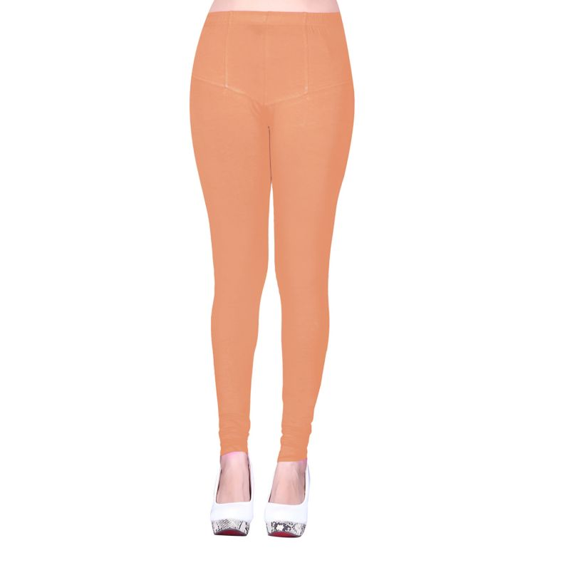 Buy Sanado's Light Peach V Cut Leggings (product Code - S_14_vcut) online