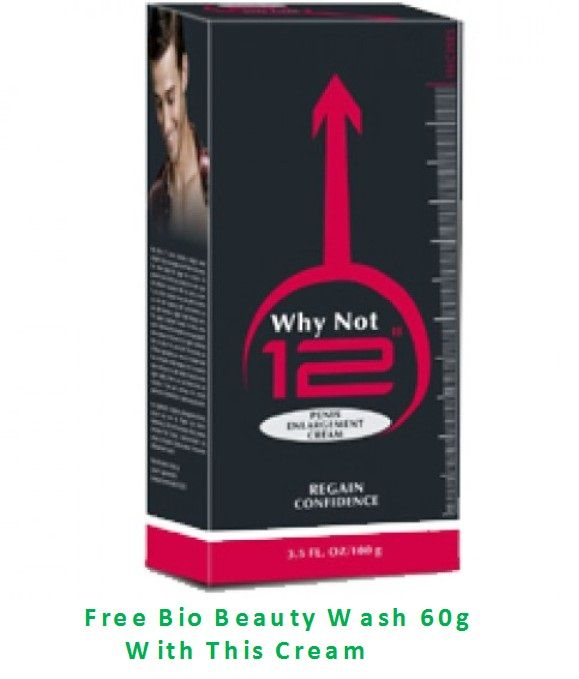Buy Deals India Sell Why Not 12 Inches Penis Enlargement Cream 100gm online