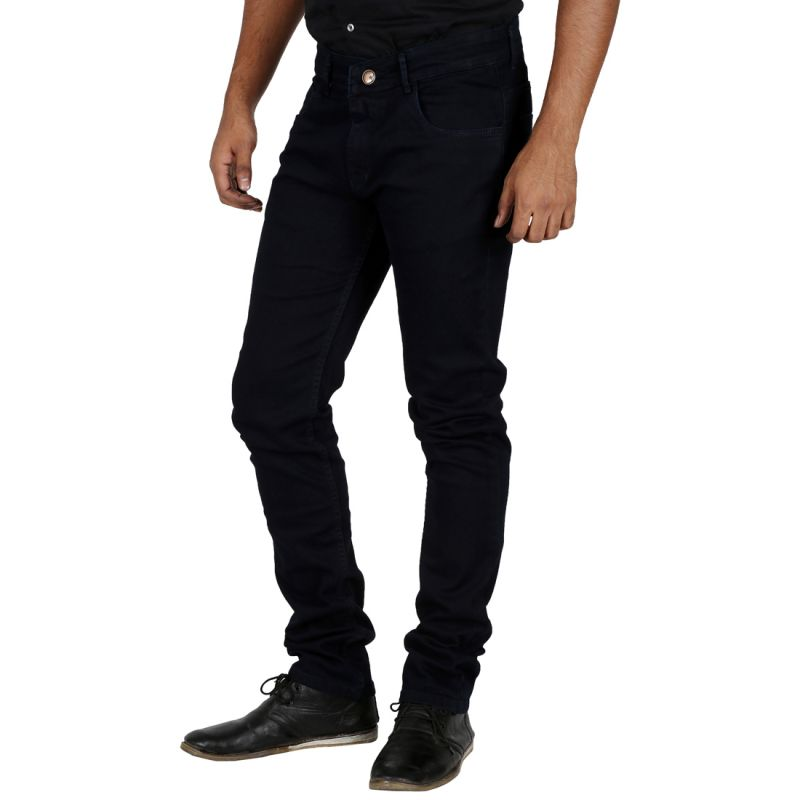 Buy Inspire D.blue Slim Fit Men's Jeans online