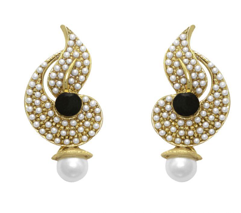 Buy La Trendz Designer Black Earring For Girls And Women( Lt2010) online