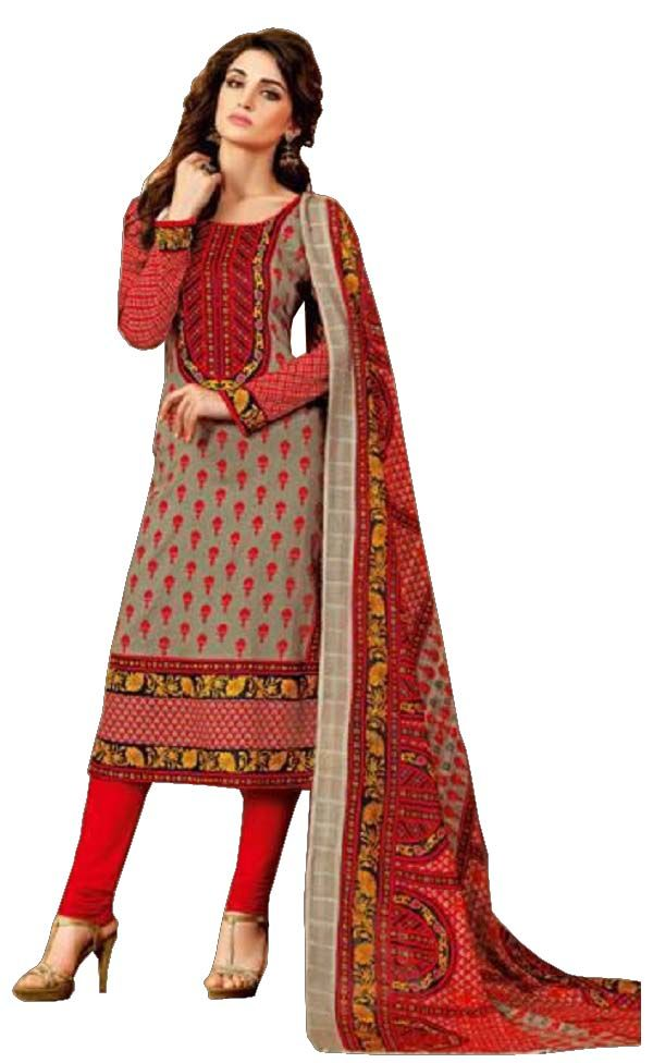 Buy Padmini Unstitched Printed Cotton Dress Material (product Code - Dtsjkashmiricot1008) online