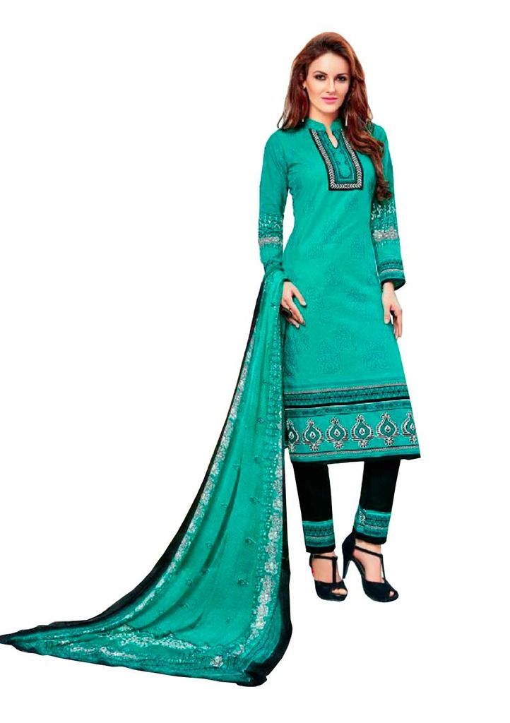 1308e76b0c Buy Padmini Unstitched Printed Cotton Dress Materials (product Code -  Dtsjnaira1005) online