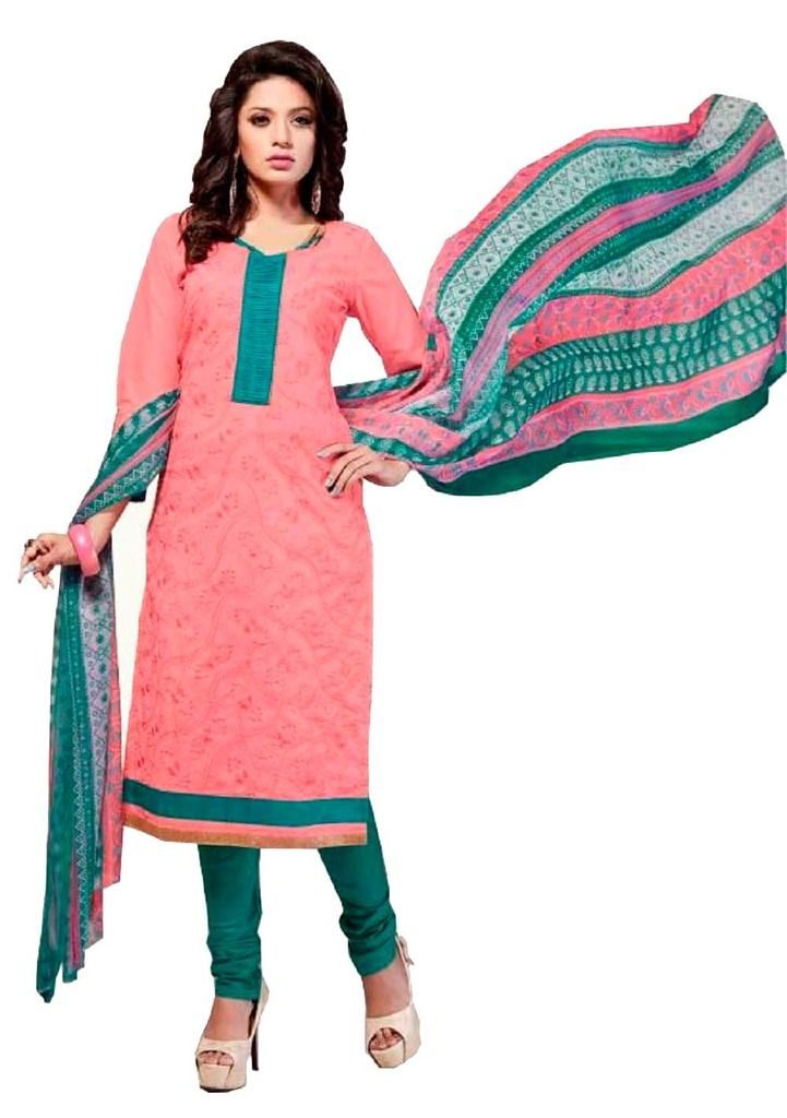 Buy Padmini Unstitched Printed Cotton Dress Material (product Code - Dtsjshinora1005) online