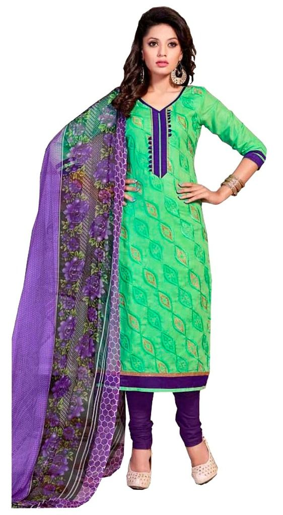 Buy Padmini Unstitched Printed Cotton Dress Material (product Code - Dtsjshinora1010) online