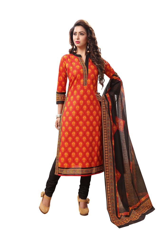 db040a41e8 Buy PADMiNi Unstitched Printed Cotton Dress Material Online