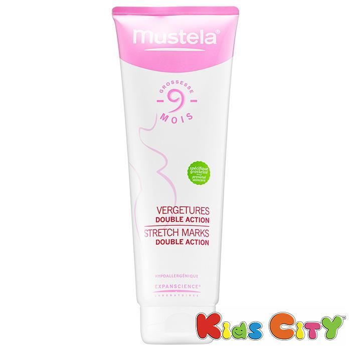 Buy Mustela Stretch Marks Double Action Cream - 150ml (5.07oz) online