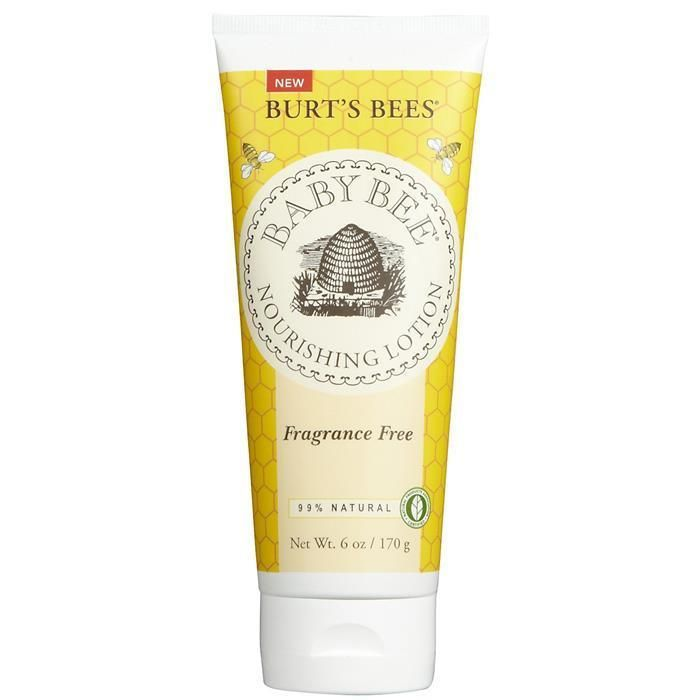Buy Burts Bees Baby Bee Nourishing Lotion Fragrance Free - 170g (6oz) online