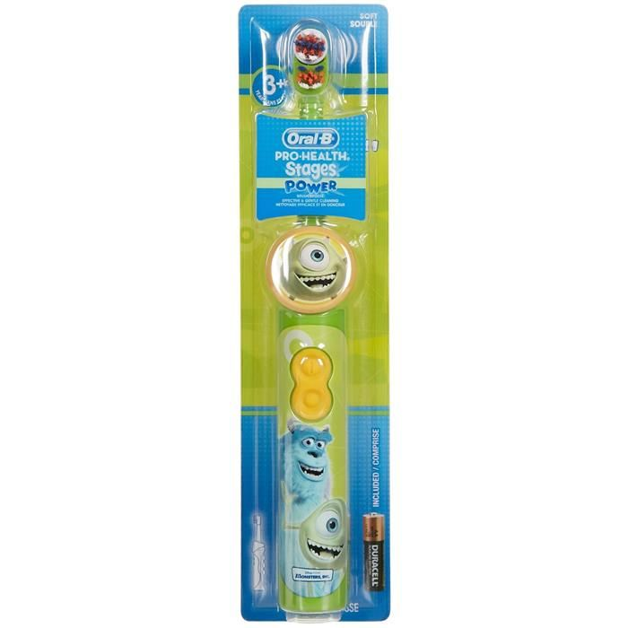 Buy Oral-b Pro-health Stages Power Brush - Monsters online