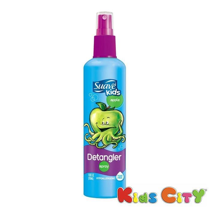 Buy Suave Kids Detangler Spray Apple - 310ml (10.5oz) online