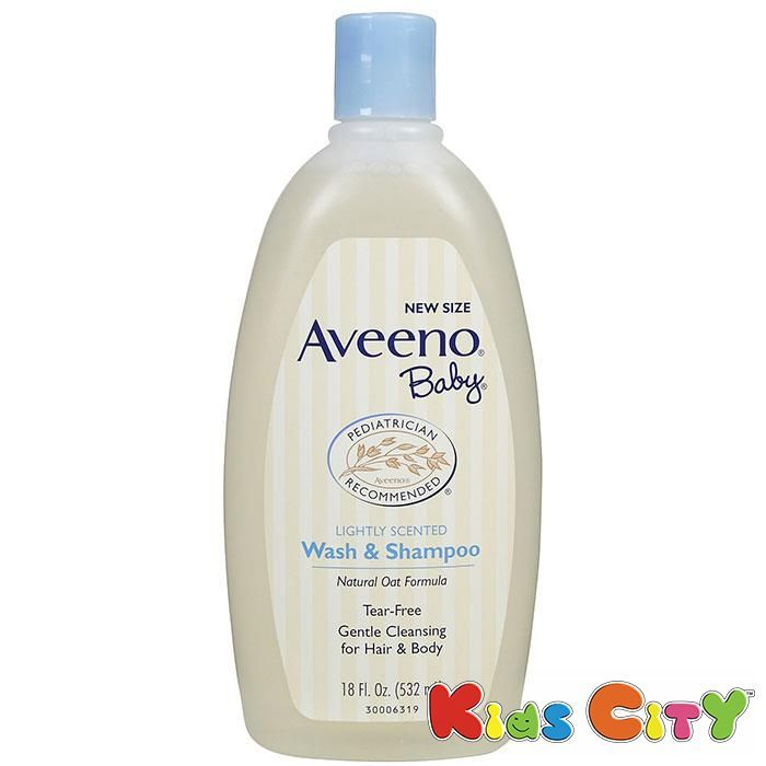 Buy Aveeno Baby Wash & Shampoo - 532ml (18oz) online