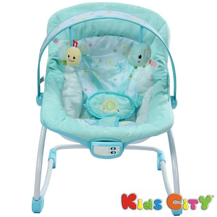 Buy Mastela Newborn To Toddler Rocker - 6906 (blue) online