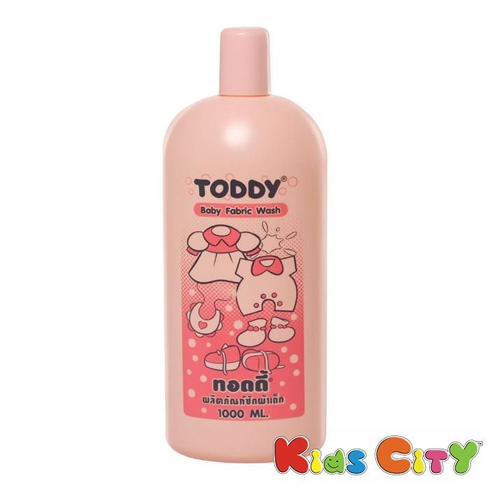 Buy Toddy Baby Fabric Wash - 1000ml online