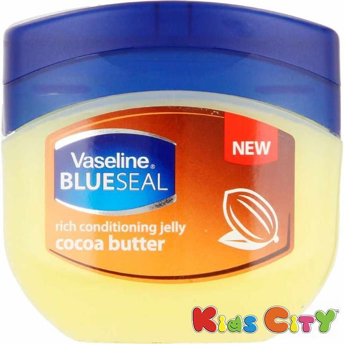 Buy Vaseline Blueseal Rich Conditioning Jelly 100ml - Cocoa Butter online