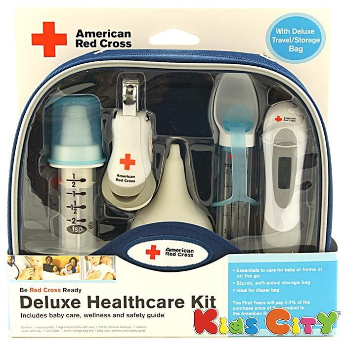 Buy The First Years Deluxe Healthcare Kit (y7055) online