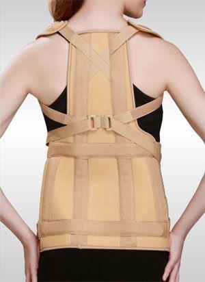 Buy Dorsolumbar Spinal Brace ( Taylor Brace ) online