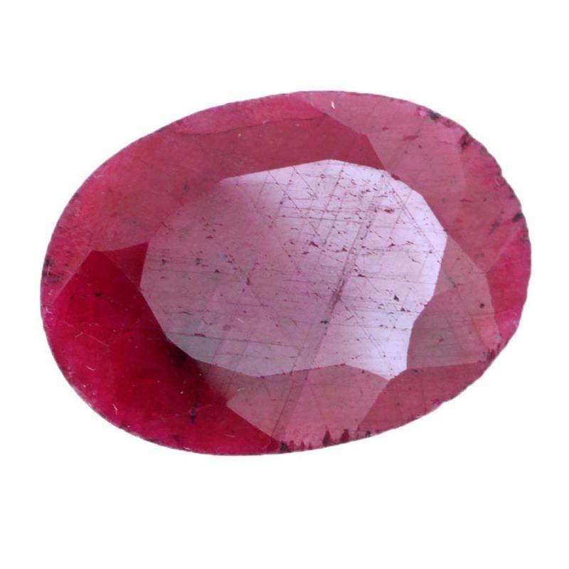 Buy Natural Manik 35.50 Ratti Ruby Gemstone - Br-17619_rf online