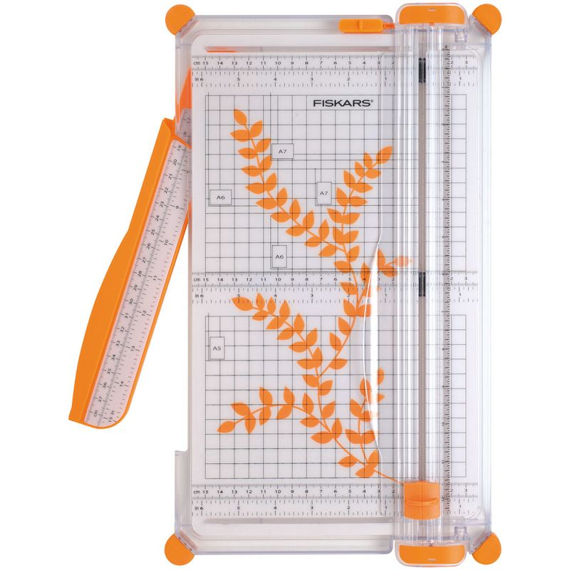 Buy Fiskars Surecut Craft Paper Trimmer 30cm A4 L online
