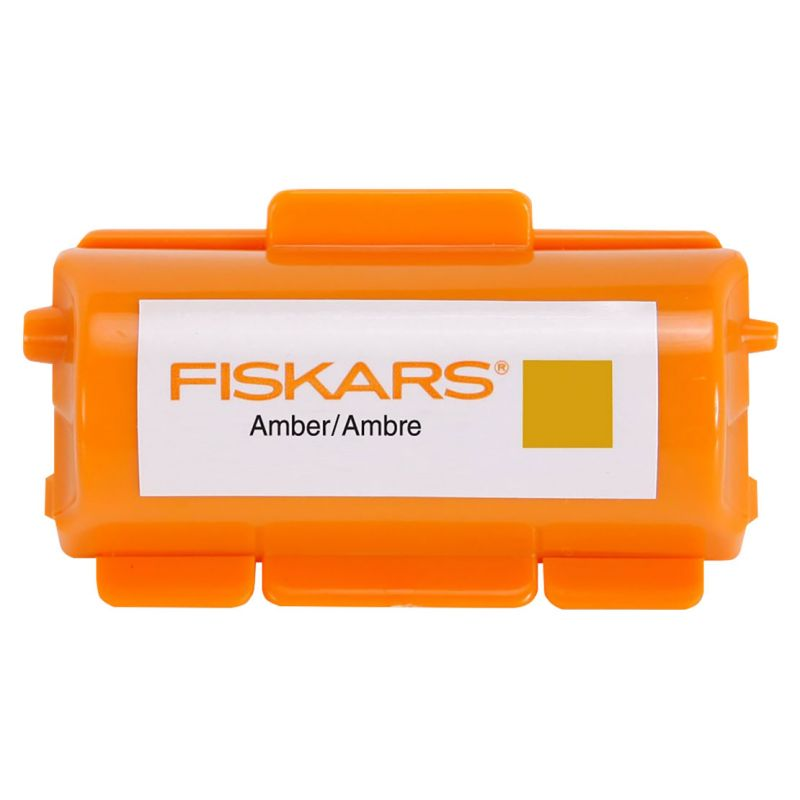 Buy Fiskars Continious Stamping Ink- Golden Amber online