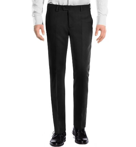Buy Amar Deep Formal Trouser - Black online