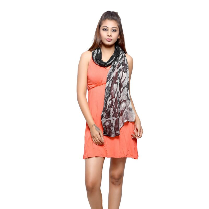 Buy Grishti Women's Multi Color Scarf Combo Of 3 Tripletcombo1-multicolor online