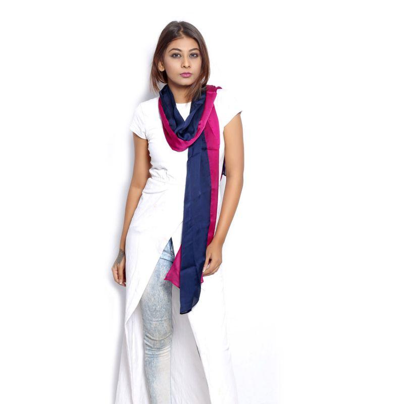 Buy Grishti Women'S Dual Color Scarf online