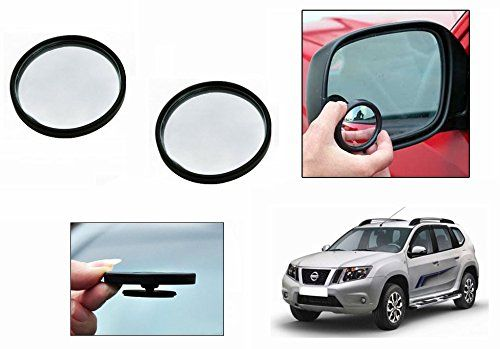 Buy Autoright 3r Round Flexible Car Blind Spot Rear Side Mirror Set Of 2-nissan Terrano online