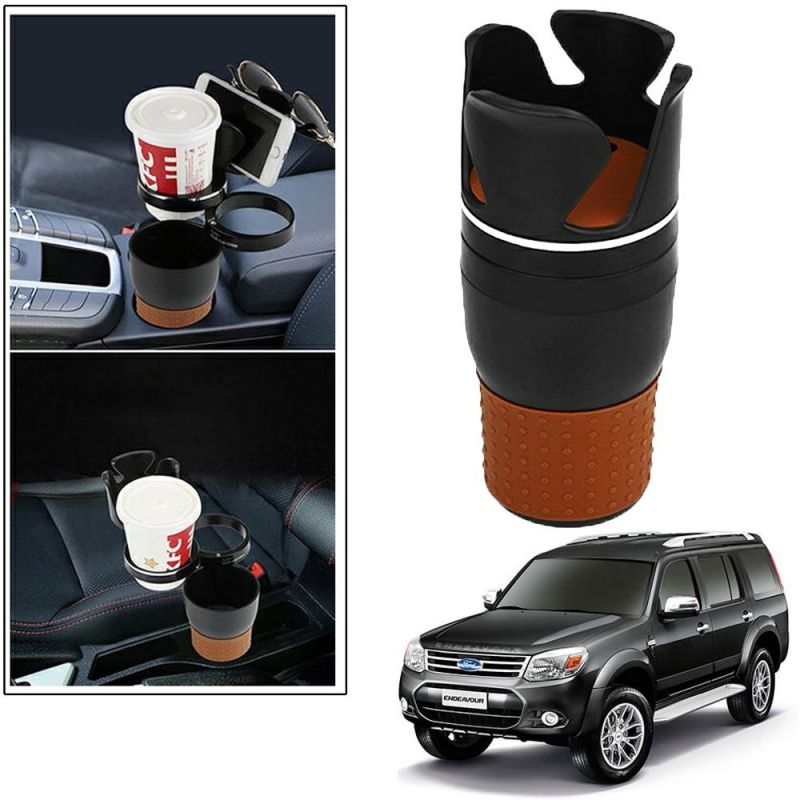 Buy Autoright 5-in-1 Car Cup / Car Sunglass / Car Mobile Holder Storage Cup For Ford Endeavour Old online
