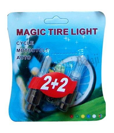 Buy Car Bike Tyre Flash Wheel Lights online
