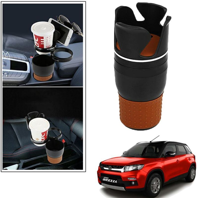 Buy Autoright 5-in-1 Car Cup / Car Sunglass / Car Mobile Holder ...