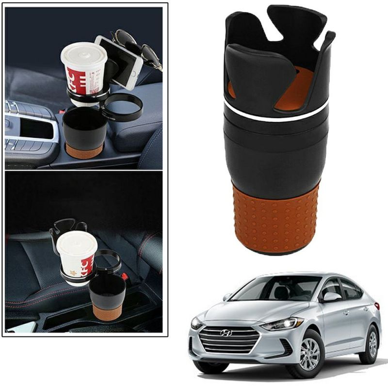Buy Autoright 5-in-1 Car Cup / Car Sunglass / Car Mobile Holder Storage Cup For Hyundai Creta online