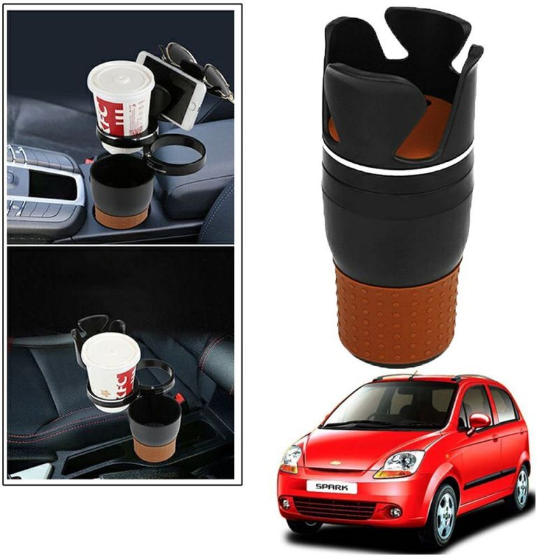 Buy Autoright 5-in-1 Car Cup / Car Sunglass / Car Mobile Holder Storage Cup For Chevrolet Spark online