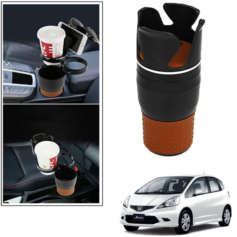 Buy Autoright 5-in-1 Car Cup / Car Sunglass / Car Mobile Holder Storage Cup For Honda Jazz online