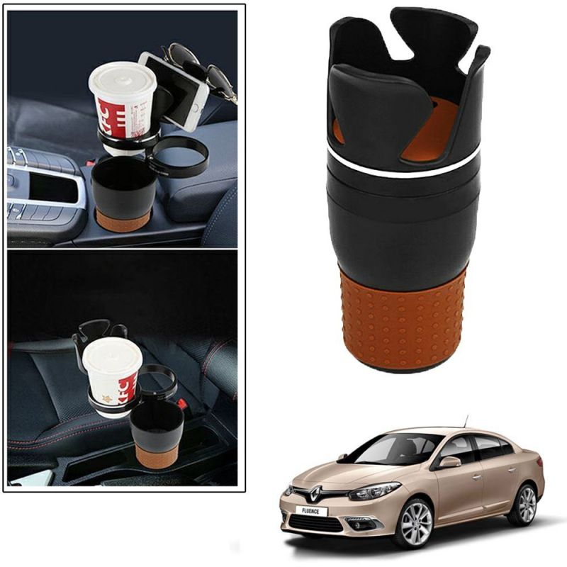 Buy Autoright 5-in-1 Car Cup / Car Sunglass / Car Mobile Holder Storage Cup For Renault Fluence online
