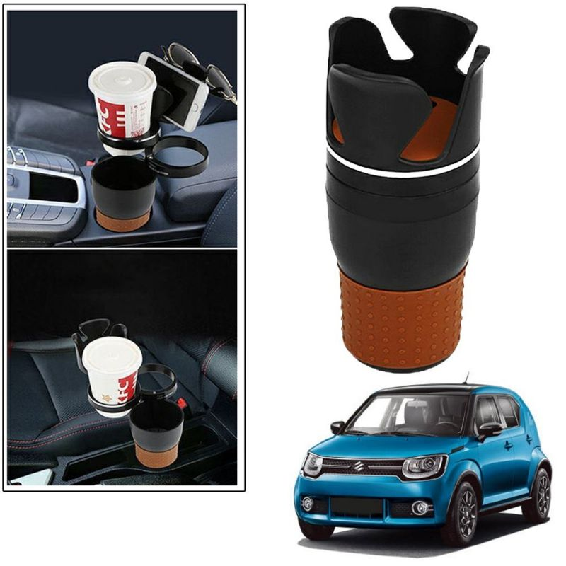 Buy Autoright 5-in-1 Car Cup / Car Sunglass / Car Mobile Holder Storage Cup For Maruti Suzuki Ignis online