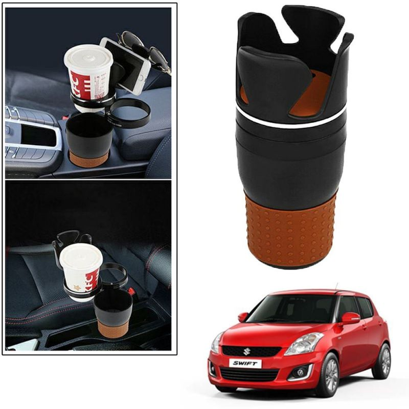 Buy Autoright 5-in-1 Car Cup / Car Sunglass / Car Mobile Holder Storage Cup For Maruti Suzuki Swift New online