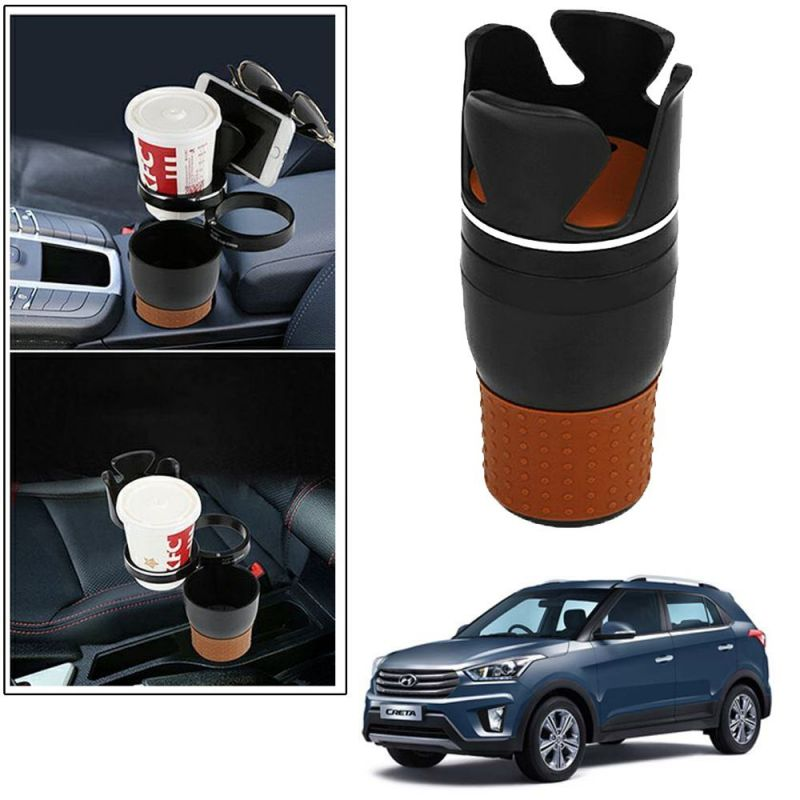 Buy Autoright 5-in-1 Car Cup / Car Sunglass / Car Mobile Holder Storage Cup For Hyundai 2017 Elantra online