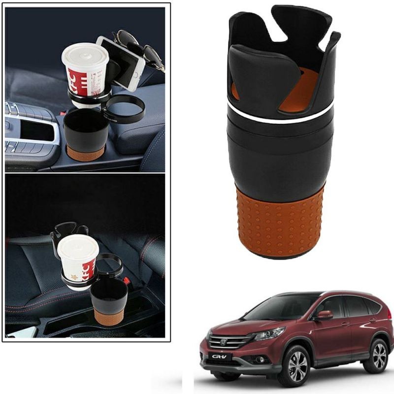 Buy Autoright 5-in-1 Car Cup / Car Sunglass / Car Mobile Holder Storage Cup For Honda Crv New online