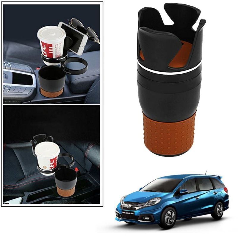 Buy Autoright 5-in-1 Car Cup / Car Sunglass / Car Mobile Holder Storage Cup For Honda Mobilio online