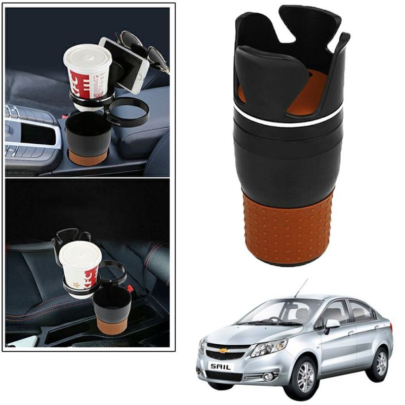 Buy Autoright 5-in-1 Car Cup / Car Sunglass / Car Mobile Holder Storage Cup For Chevrolet Sail online