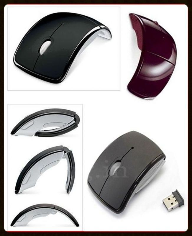 Buy New High Quality 2.4 Ghz Foldable Wireless Mouse online