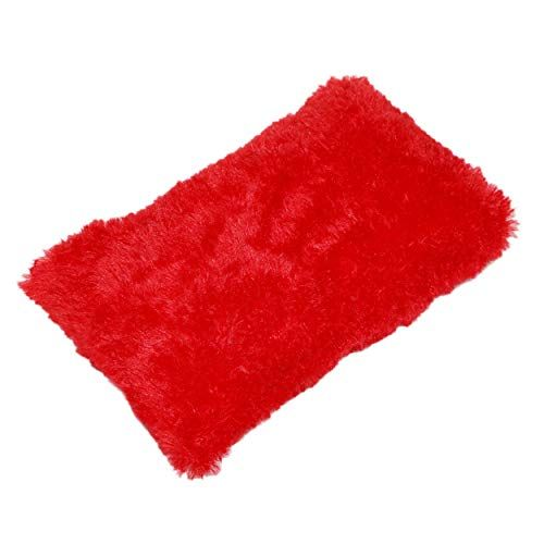 Buy Hh Harry & Honey Rectangular Pillow Red online