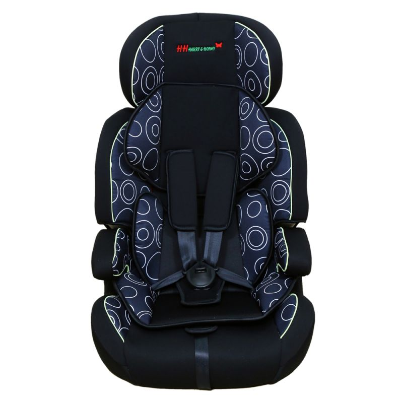 Buy Harry & Honey High Back Baby Car Seat Black online