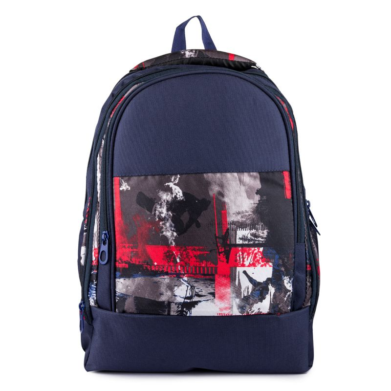 Rocks Casual Backpack Laptop Bag For Upto 17 Inch Laptop school Bag For Both  Unisex b5bc235bfd75e