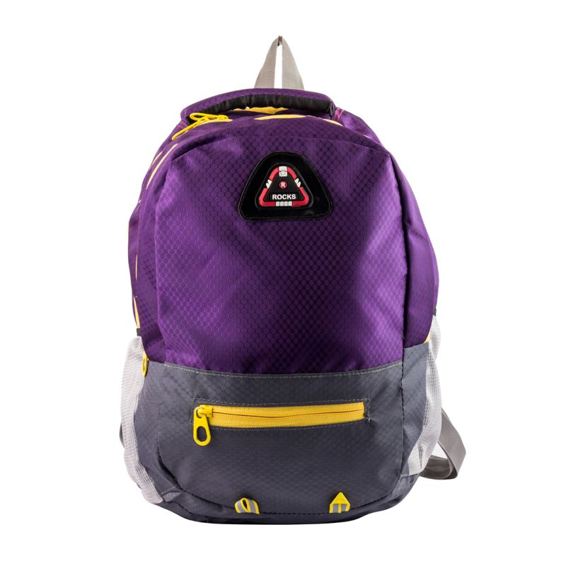 Buy Rocks Casual Backpack Laptop Bag For Upto 17 Inch Laptop school Bag For  Both 7190dc2bcdc18