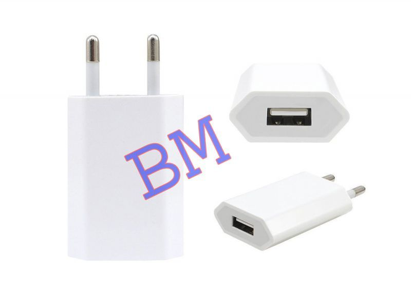 Buy Mobile Charger Adapter For Almost All Smart Phones/ Data Cables online