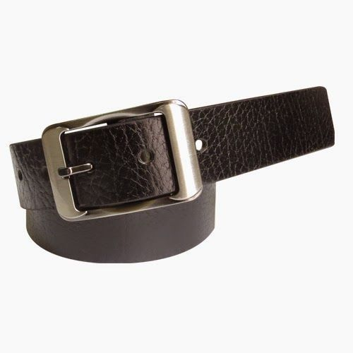 Buy Bombay Projects Mens Belt Venus Leather Black online