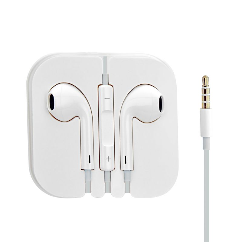 Buy Apple OEM Earphone With Remote & Mic For Apple Phone online