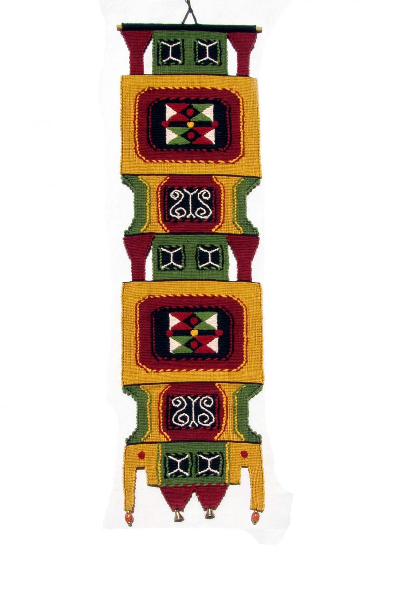 Buy Handloom Cotton Wall Hanging For Home Decor 24 online